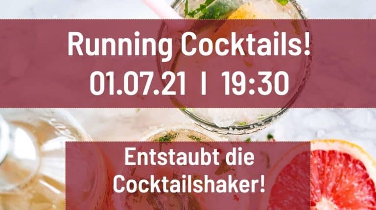 Read more about the article Running Cocktails 01.07.